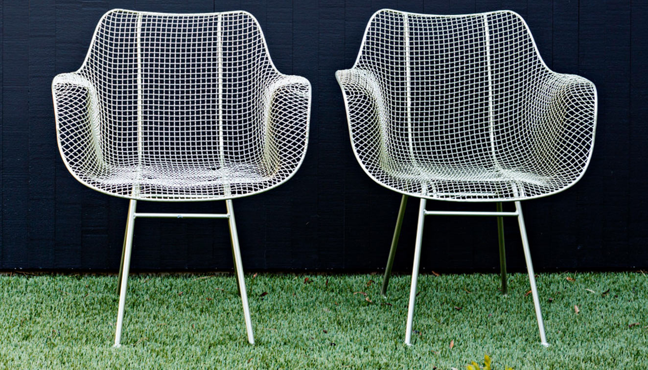 backyard history outdoor furniture then and now