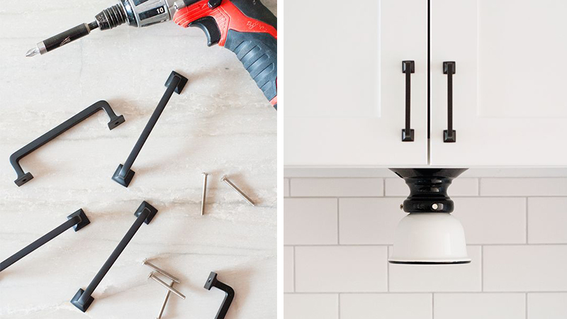 Installing New Hardware Provides The Perfect Finishing Touch For Your  Space, Whether Youu0027re Planning A Full Kitchen Remodel Or Doing A DIY Cabinet  Update.