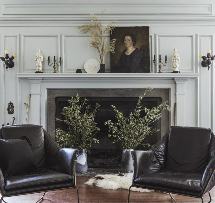 House Of Brinson's Living Room Reveal With Rejuvenation And West Elm Classy West Elm Living Room