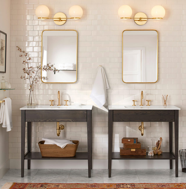 Bathroom Vanity Lighting Guide : Your Guide to Bathroom Lighting