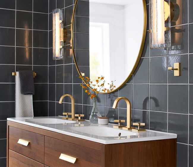 How To Customize Your Bath Vanity