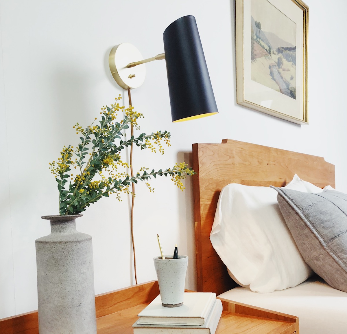 How To Install A Plug In Wall Sconce