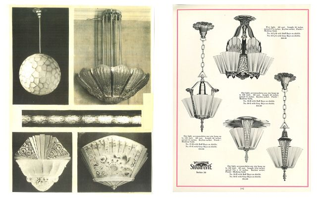 The History Of Art Deco Lighting
